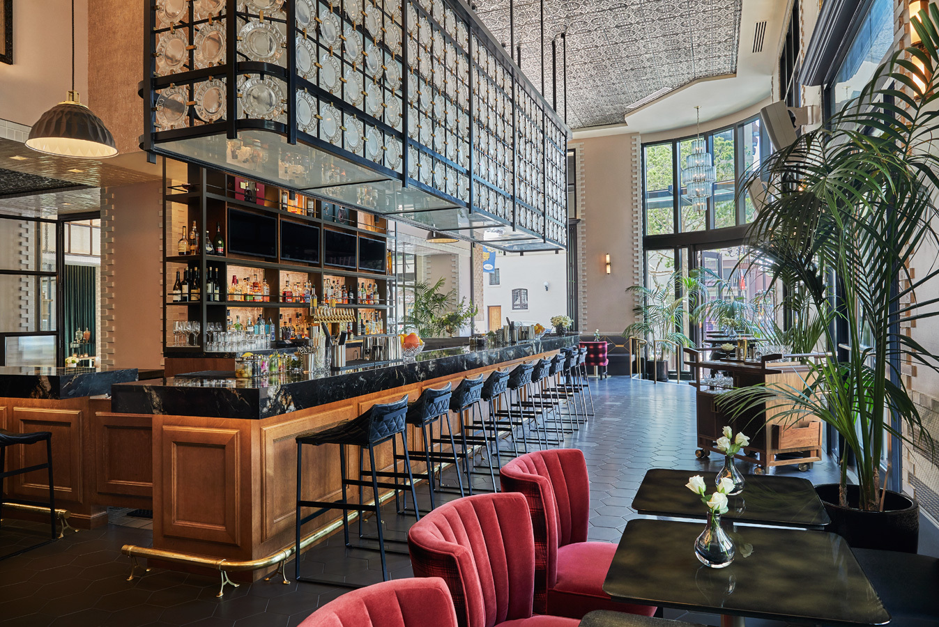 Fifth & Rose inside Pendry San Diego