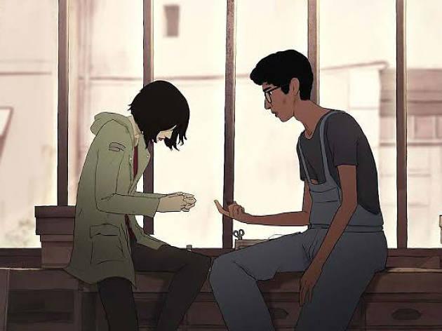 I Lost my Body, película animada francesa
