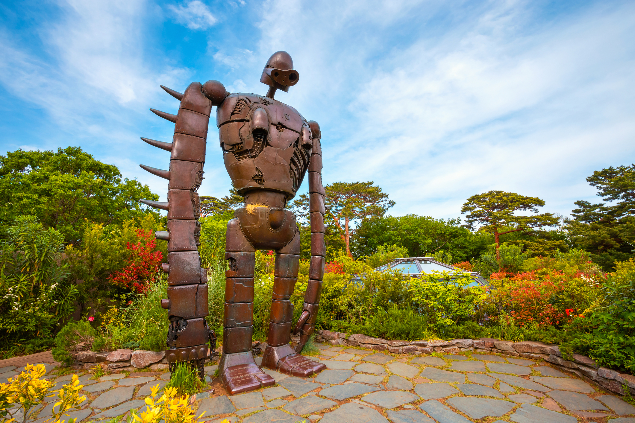 This Hayao Miyazaki exhibition explores how the Ghibli Museum was created