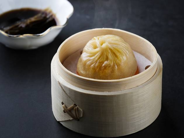 Hung Tong - Xiao Long Bao with Hairy Crab