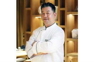 Chef Tetsuya Yanagida
