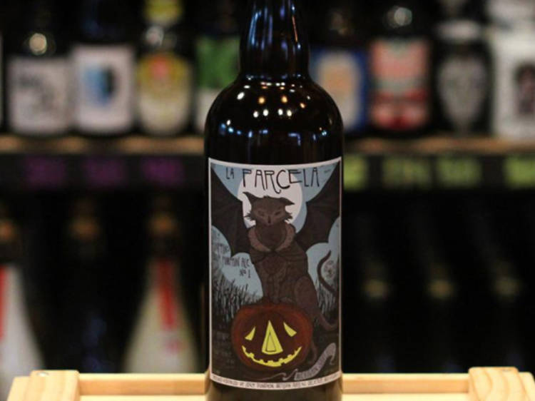 Jolly Pumpkin Brewery: No. 1 Pumpkin Ale
