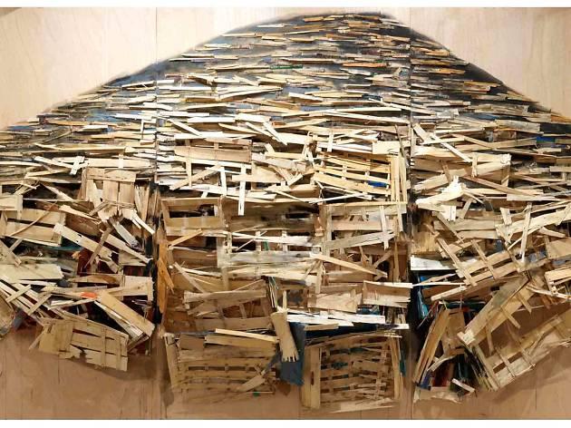 Tadashi Kawamata: Destruction / Reconstruction