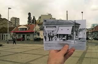 Trešnjevka Square (Trešnjevački trg)