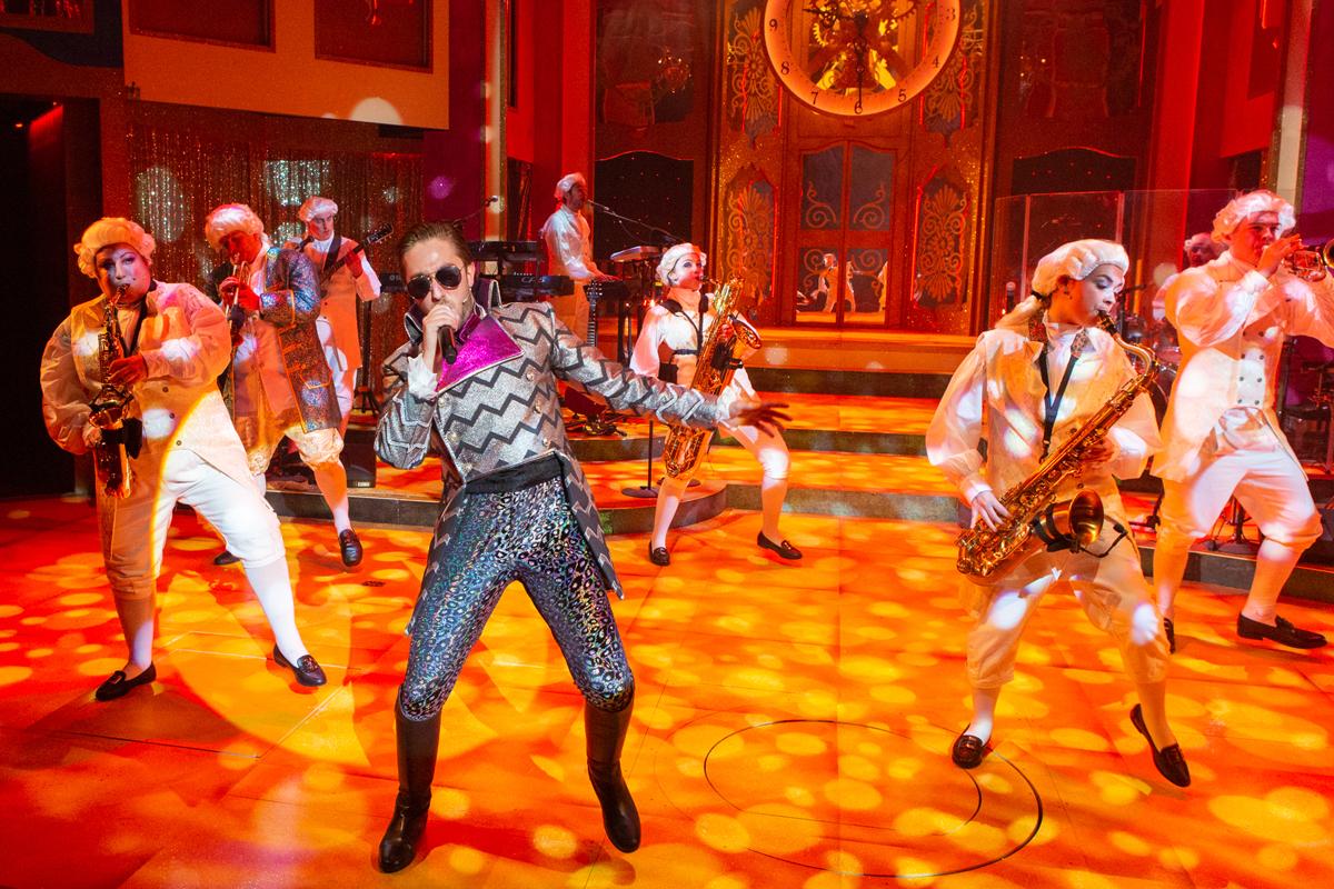 'Cinderella - The Rockin' Panto' (Image features the 2018 cast)