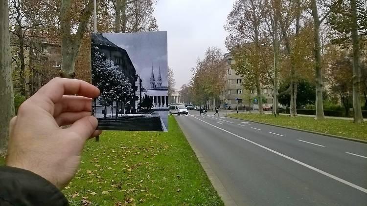 Kneza Višeslava street