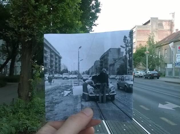 Savska street