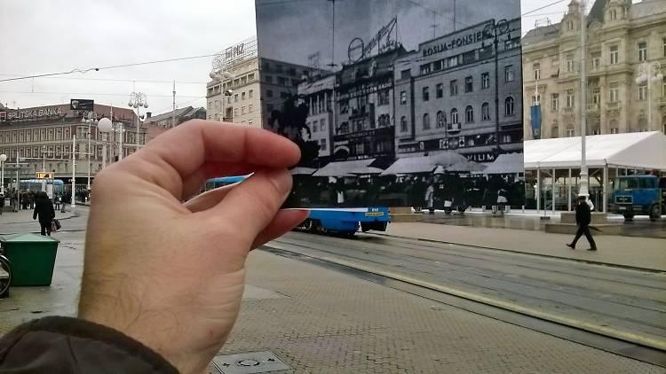 Main square (Trg bana Josipa Jelačića)