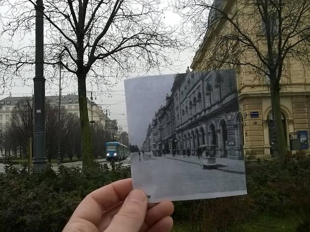 Grgura Ninskog street