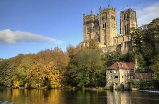 Durham Cathedral and the Old Fulling Mill