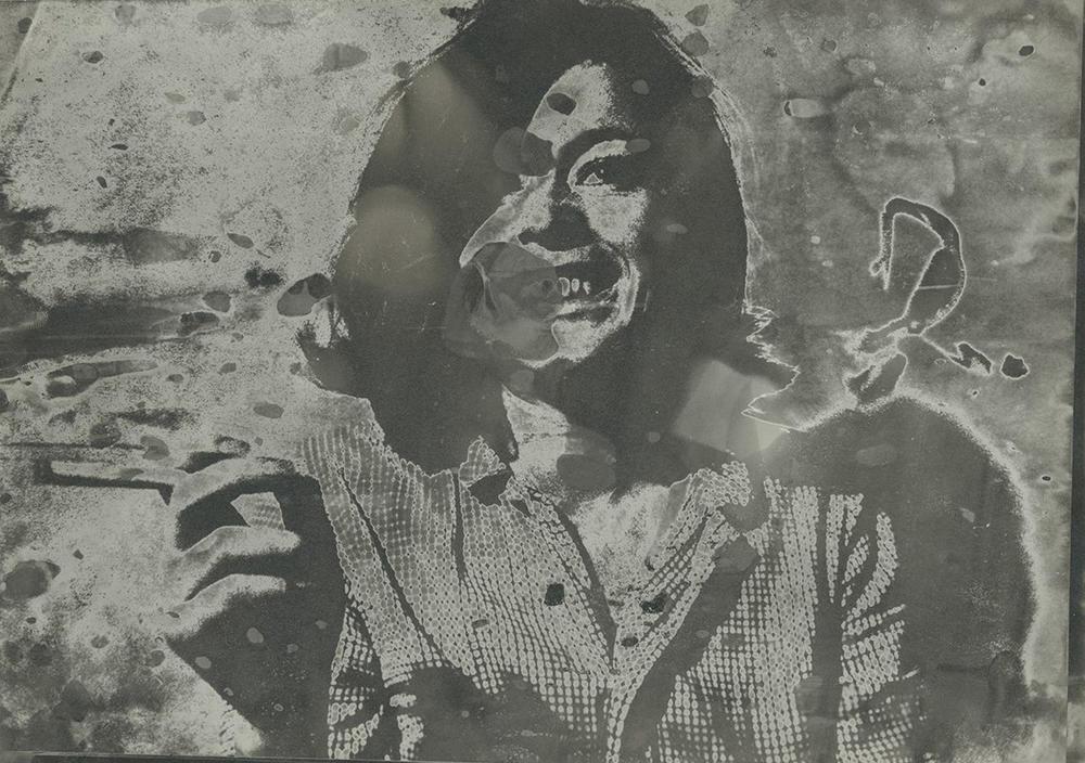 Les infamies photographiques de Sigmar Polke