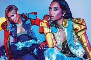 Just announced: TLC are playing London in 2020
