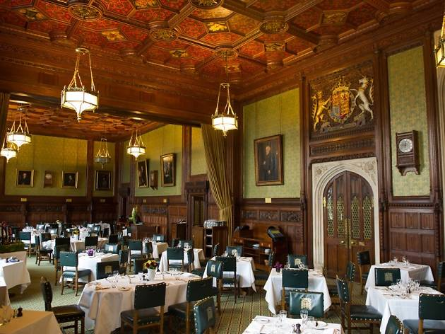 House of Commons Members' Dining Room