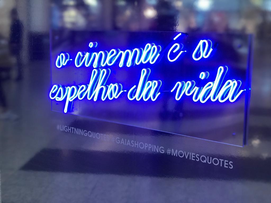 Lightning Quotes: o cinema celebrado em grandes frases