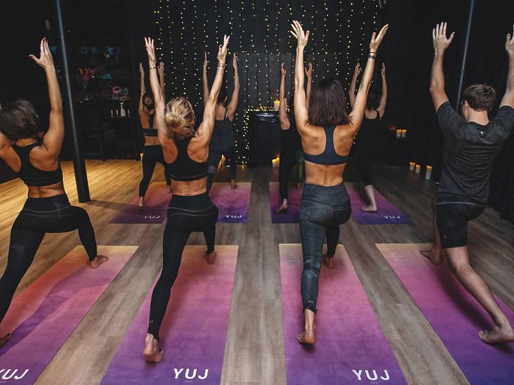 Back to Basics chez Yuj Yoga