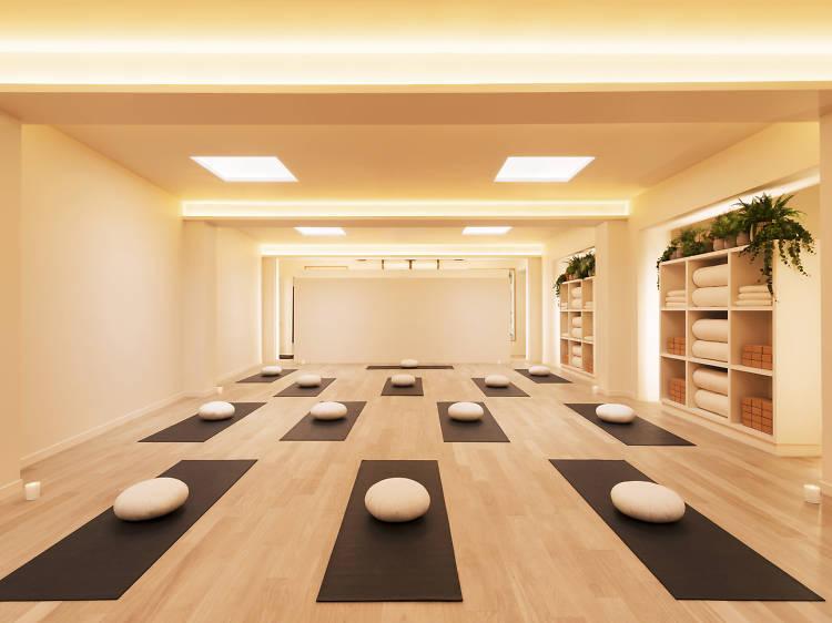 Heart of Yoga chez Kshanti