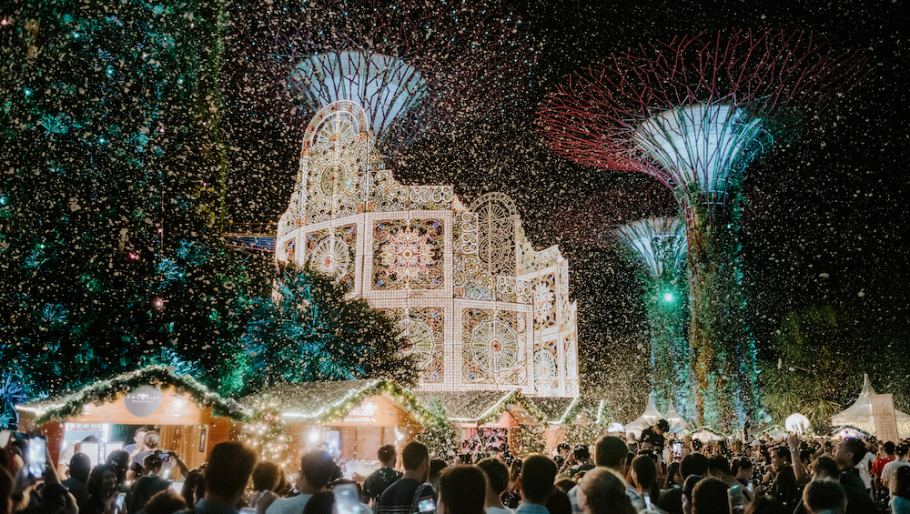 The best Christmas events in Singapore