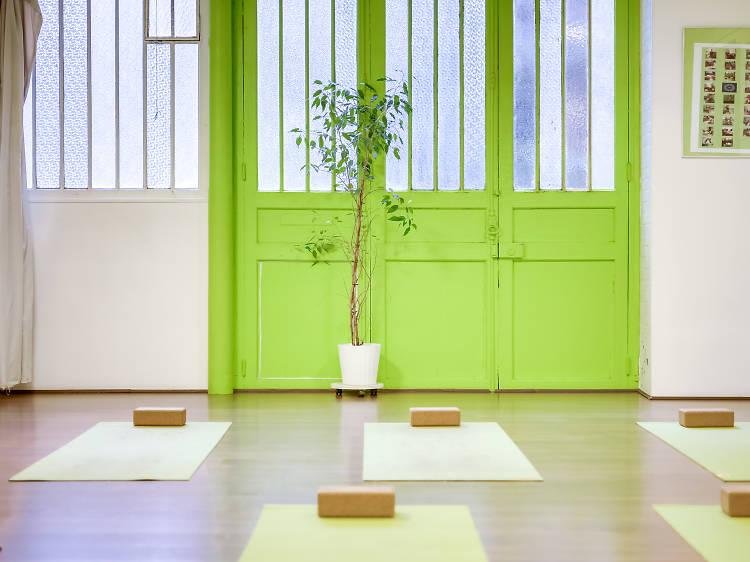 Yoga intégral chez Yoga & Co