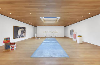 """Installation view of """"Third Dimension: Works from The Brant Foundation"""""""