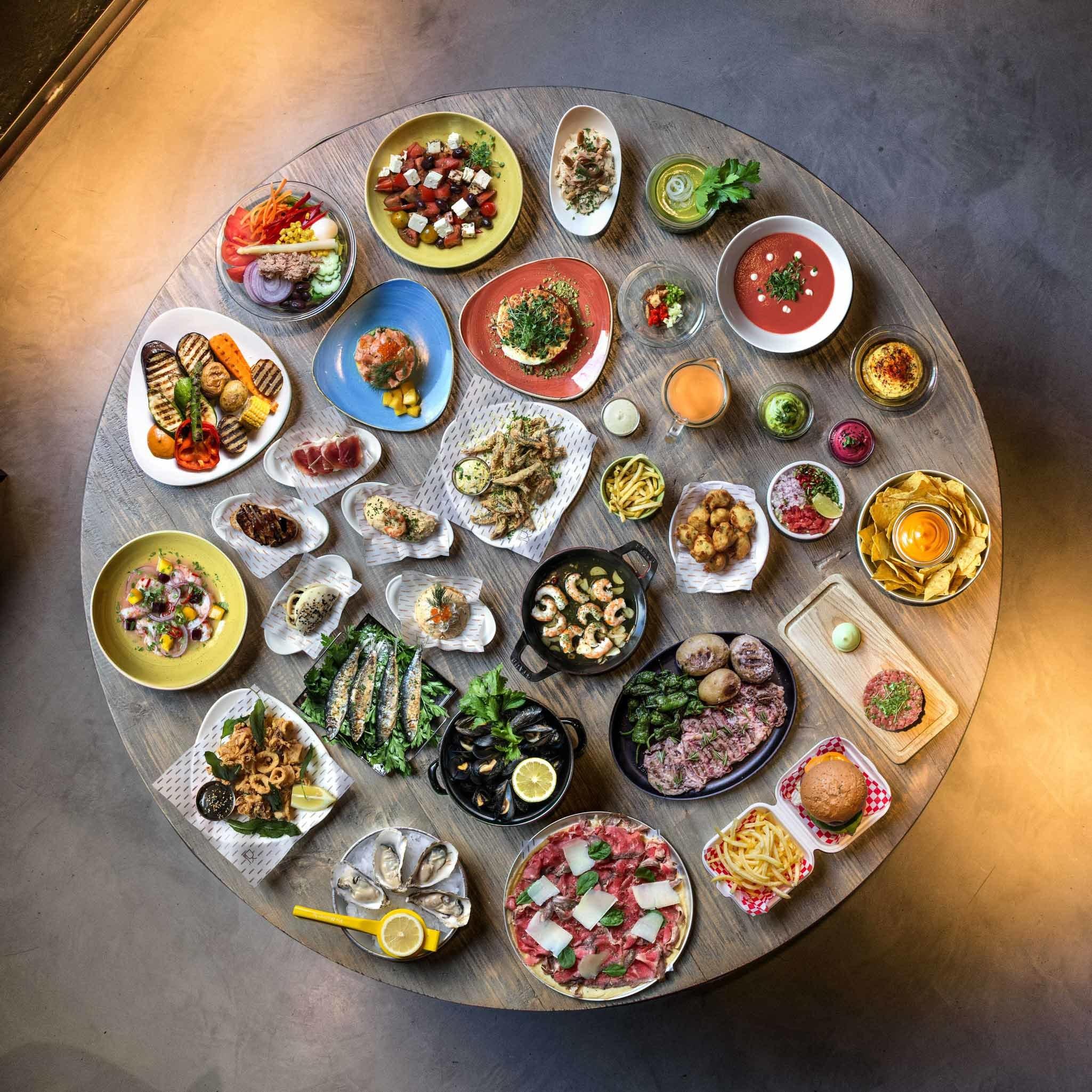 Un món al plat als restaurants Labarra
