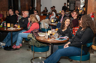 Trivia Wednesdays at Time Out Market New York