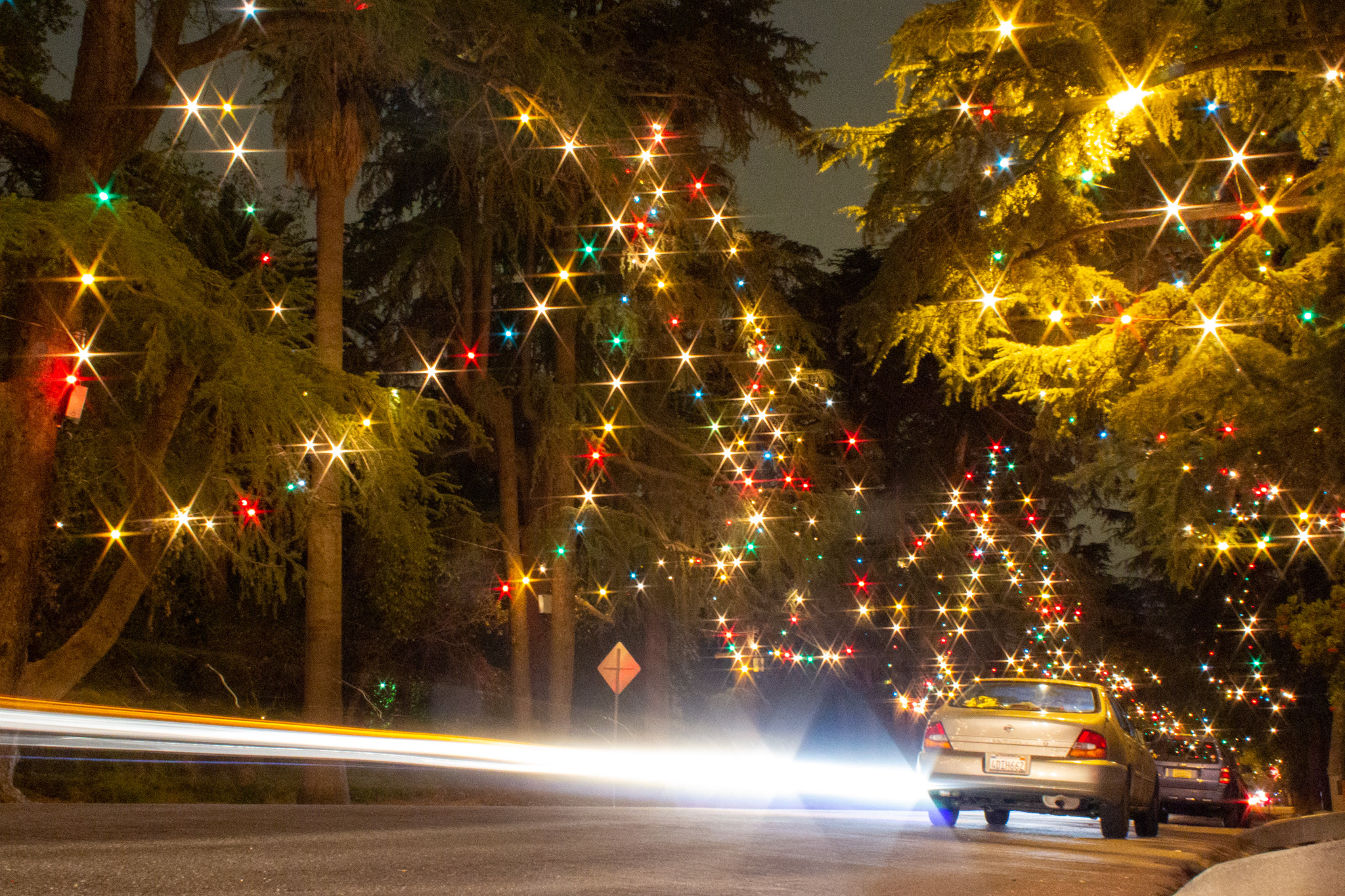 14 Best Places to See Christmas Lights in Los Angeles