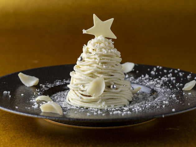 CHRISTMAS SWEETS with CHOCOLATE