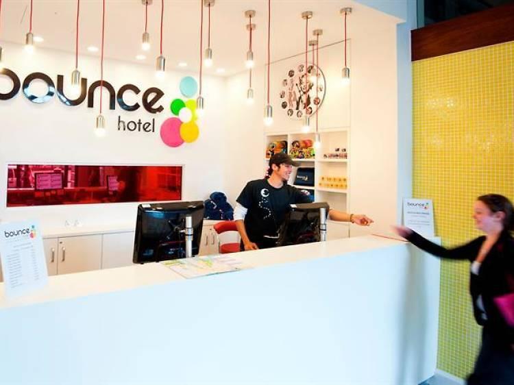 Bounce Hostel