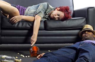 Hungover, hangover