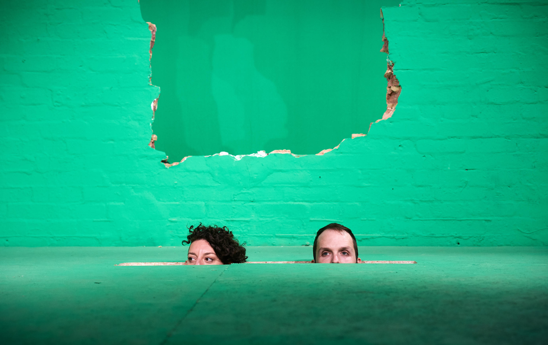 Gaping Hole, Ovalhouse, Rachel Mars, Greg Wohead, 2019