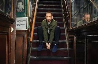Neal Brennan stairs