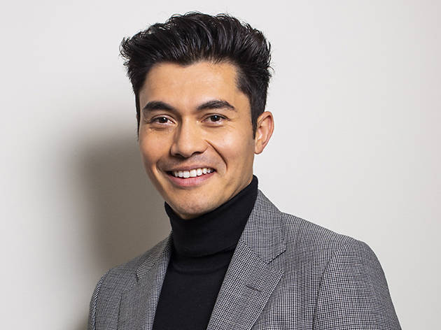 Henry Golding from Last Christmas