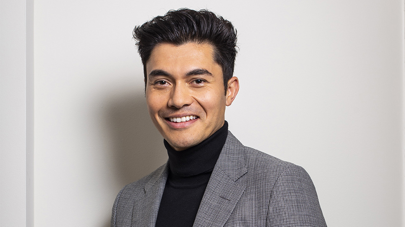 Henry Golding: 'Do people assume every white person in a film is related?'