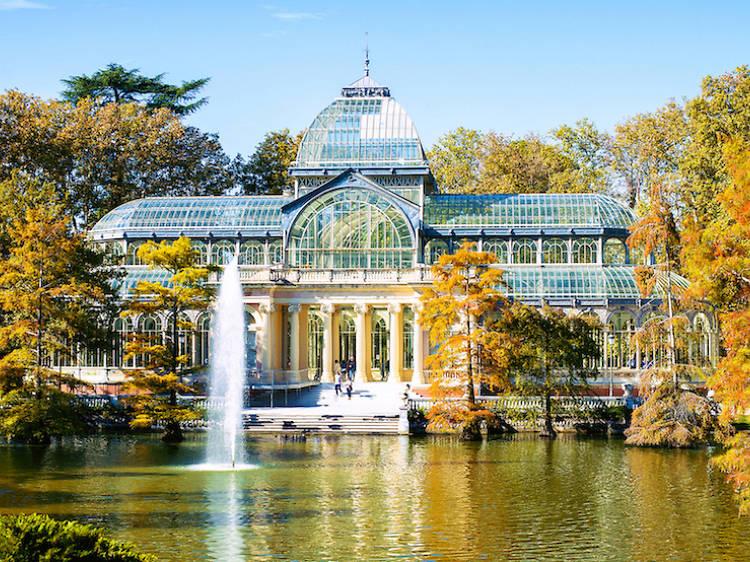 La historia del Palacio de Cristal