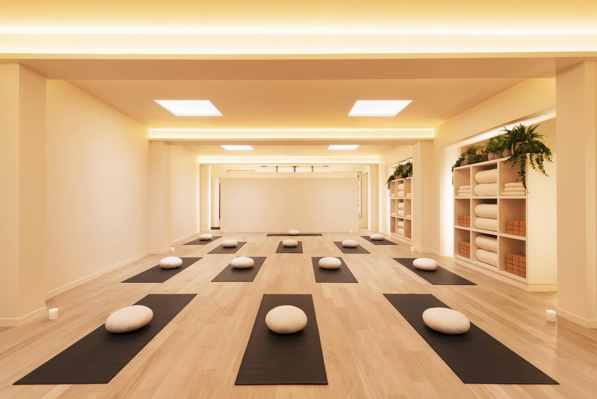 Les meilleurs cours de yoga à Paris