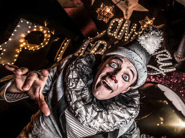 40% off tickets to 'The Dance Before Christmas' at The Vaults