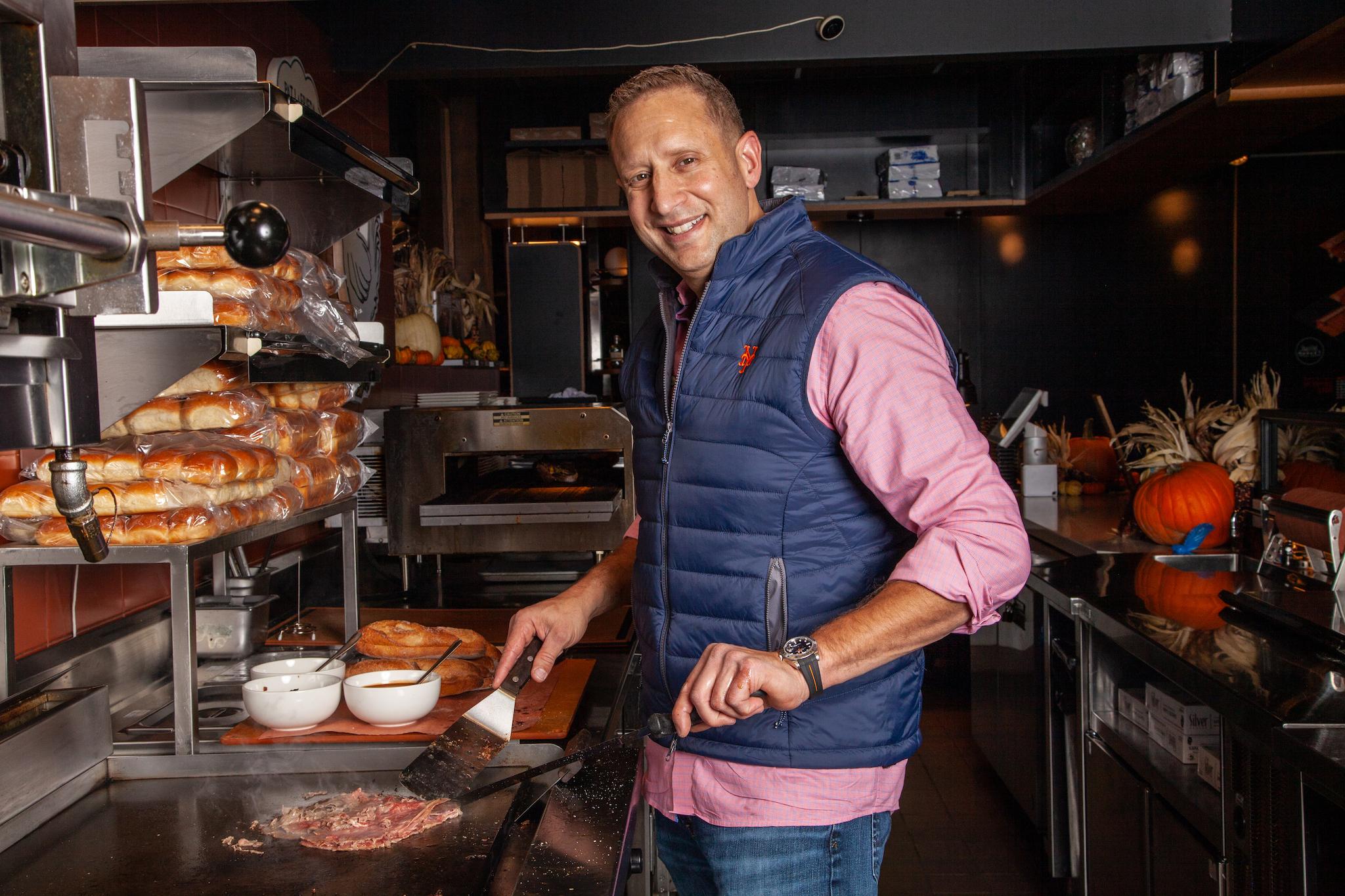 The Grilling: Pat LaFrieda