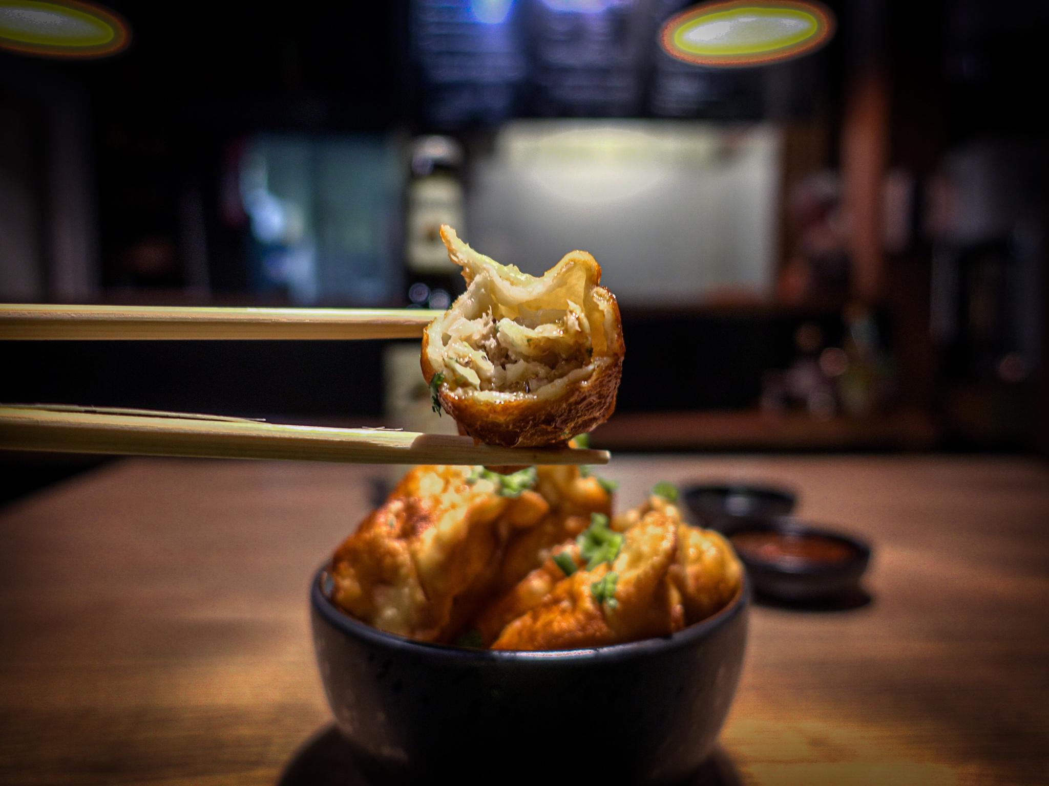 A dish at Nihao YAO