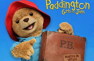 Paddington Gets in a Jam