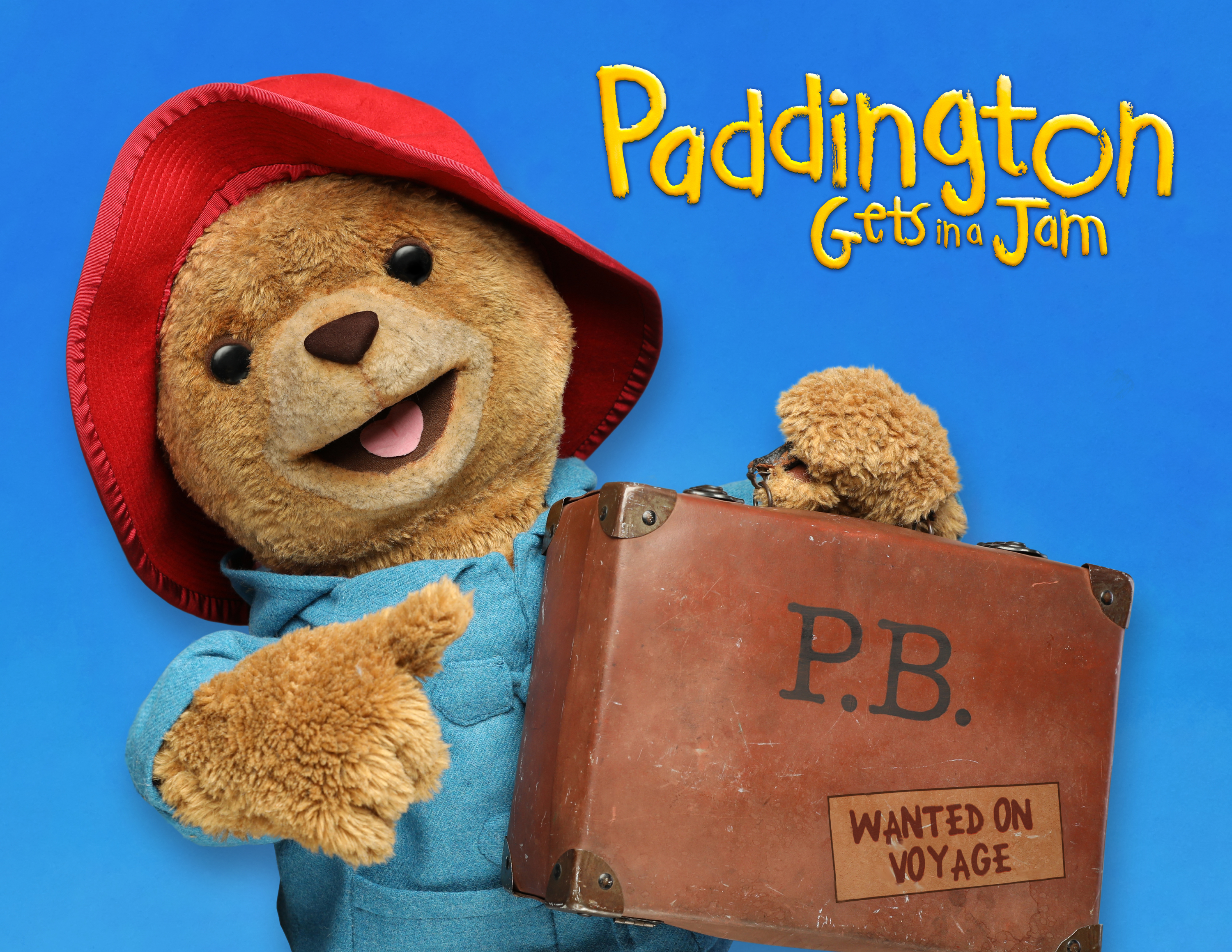 Paddington Gets in a Jam