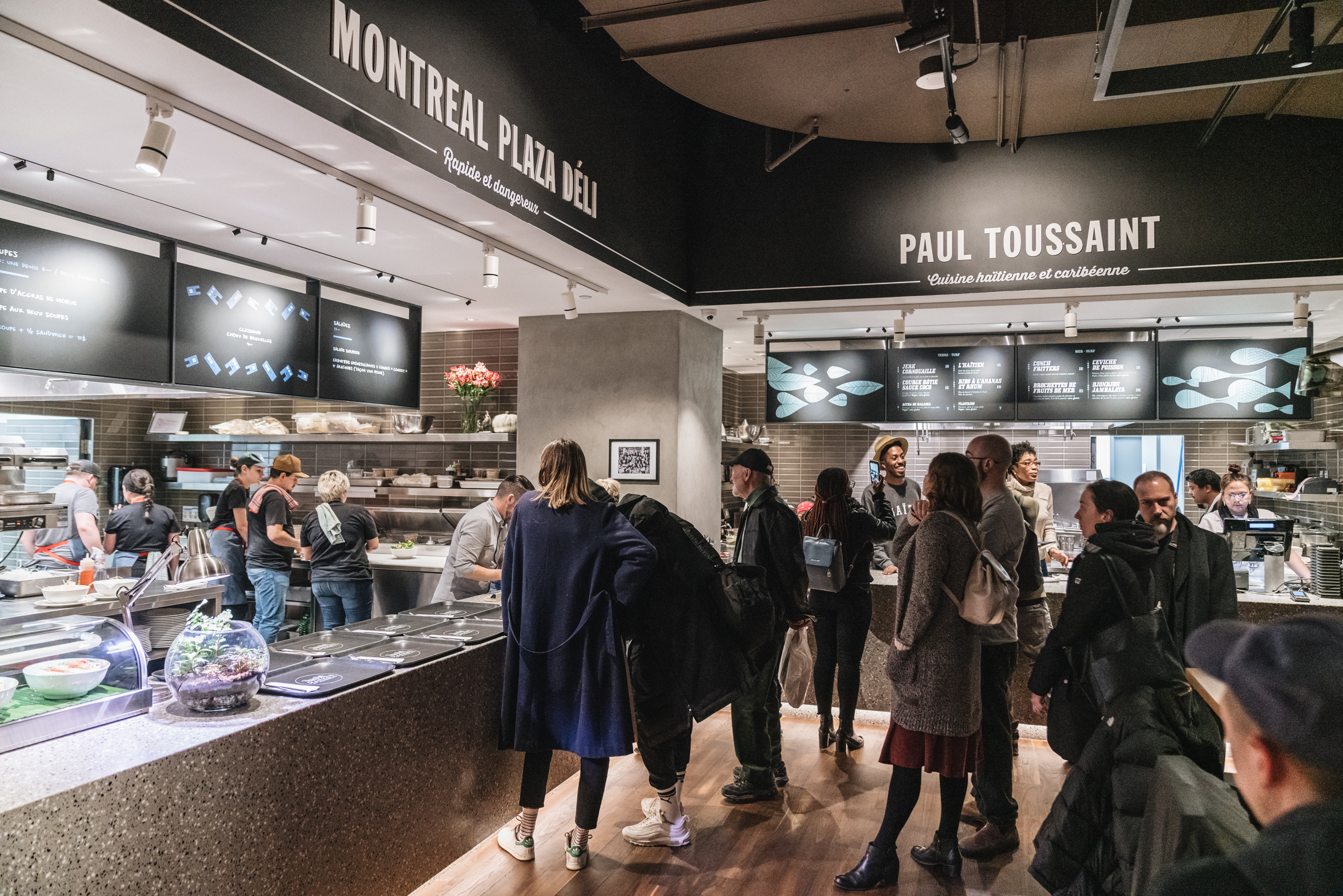 Your guide to the food and drink at Time Out Market Montréal – and how to order