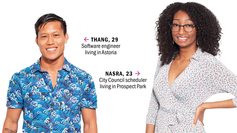 Thang and Nasra