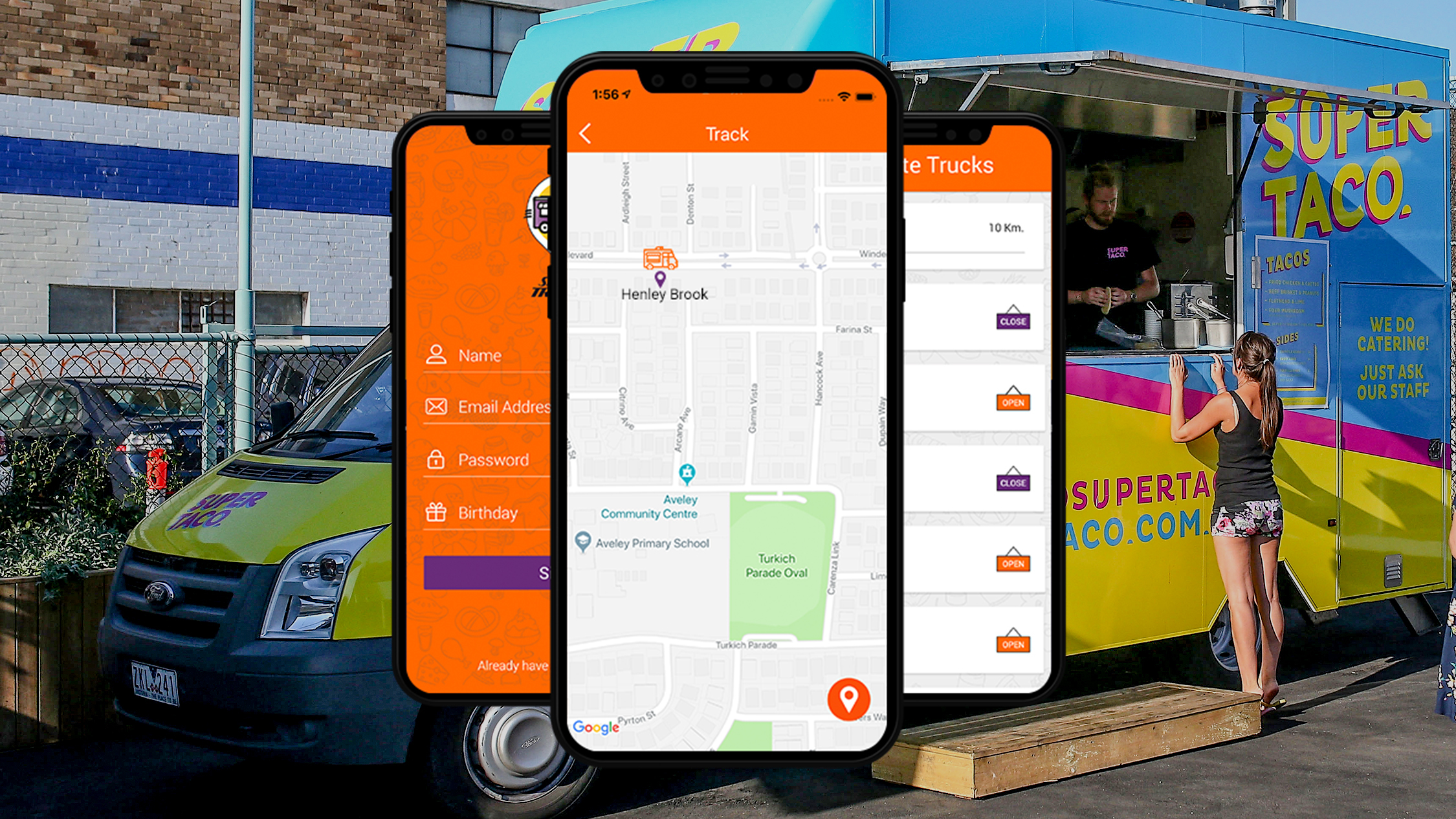 A new app now lets you track down Melbourne's best food trucks