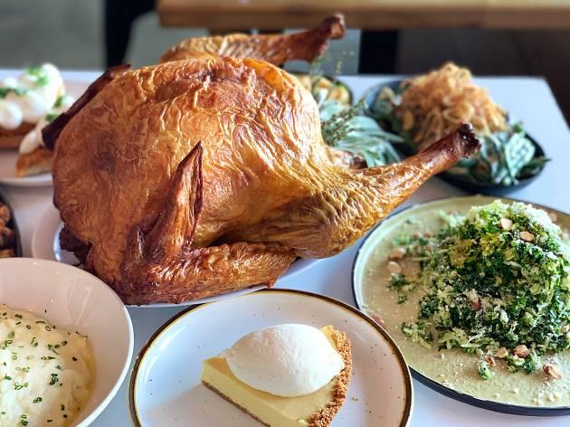 LA Thanksgiving To Go El Segundo Jame Enoteca