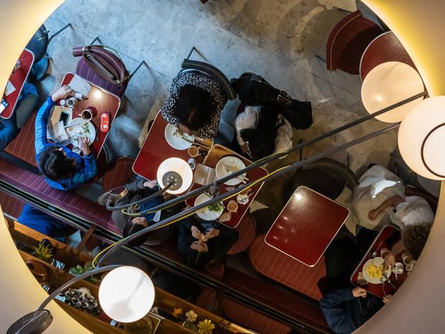 Niddo: comida reconfortante en la Juárez