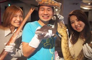 珍怪魚フェス