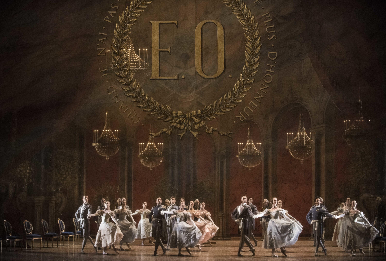 パリ・オペラ座バレエ団 日本公演『オネーギン』