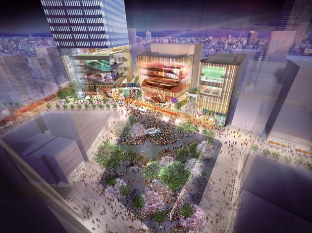 2020年、東京にオープンする商業施設