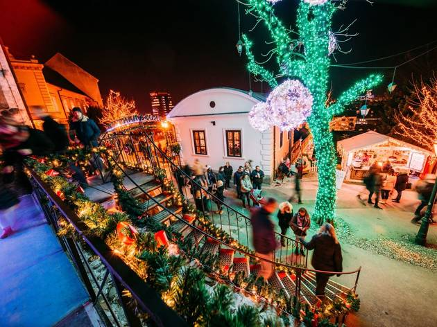 The Most Instagrammable Places At Zagreb Advent Festival
