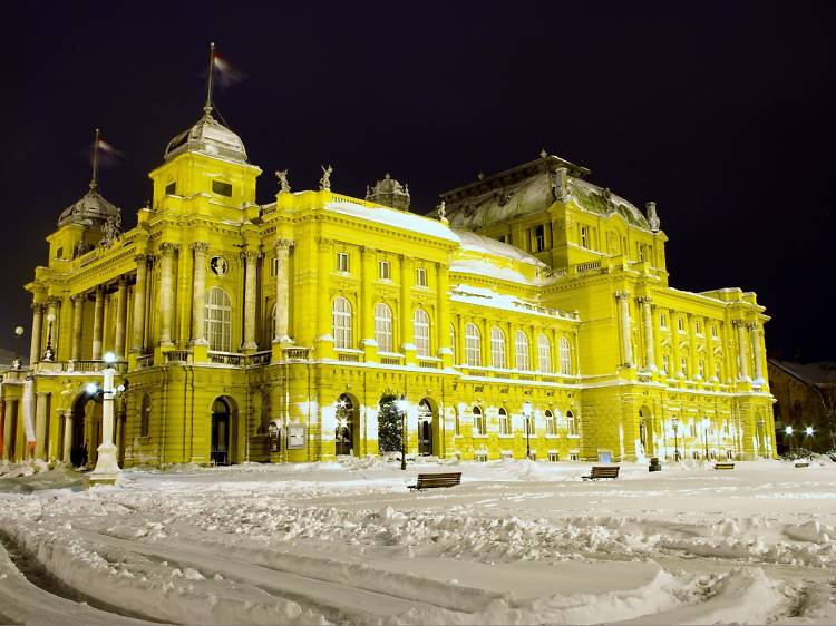 HNK Croatian National Theatre